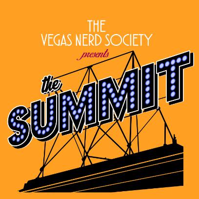 The Summit Vegas messages sticker-3