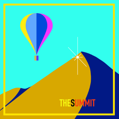 The Summit Vegas messages sticker-7