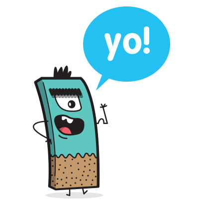 Little Monster App messages sticker-3
