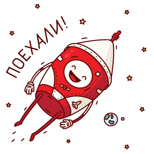 Красное&Белое messages sticker-10