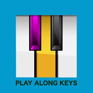Play Along Keys  piano karaoke messages sticker-2
