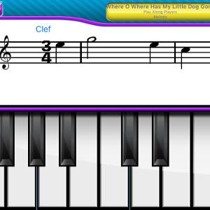Play Along Keys  piano karaoke messages sticker-6