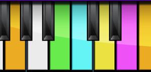 Play Along Keys  piano karaoke messages sticker-3
