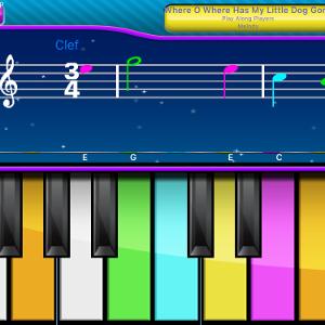 Play Along Keys  piano karaoke messages sticker-5