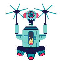 The Robot Factory by Tinybop messages sticker-0