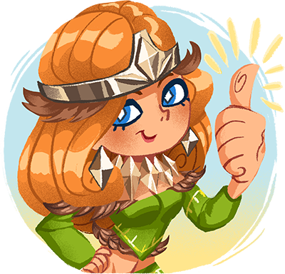 Shop Heroes: Trade Tycoon messages sticker-8