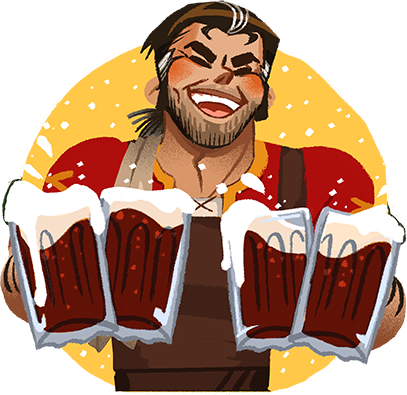 Shop Heroes: Trade Tycoon messages sticker-3