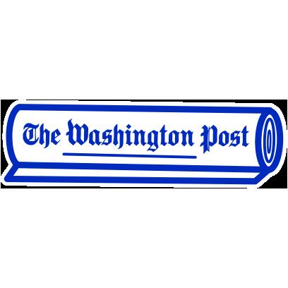 Washington Post Select messages sticker-4