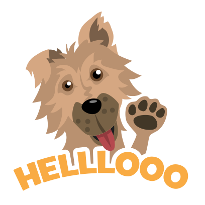 Wag! - Instant Dog Walkers messages sticker-1