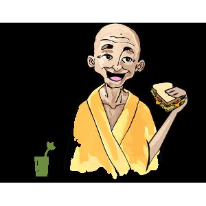 Méditer avec Petit BamBou messages sticker-2