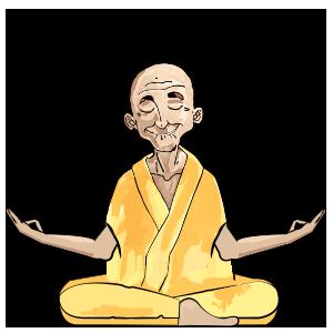 Méditer avec Petit BamBou messages sticker-6