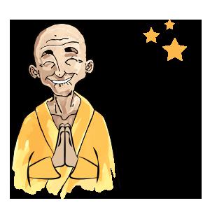 Méditer avec Petit BamBou messages sticker-5