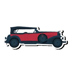 Roadtrippers - Trip Planner messages sticker-9