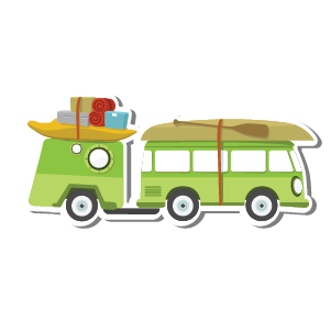 Roadtrippers - Trip Planner messages sticker-0
