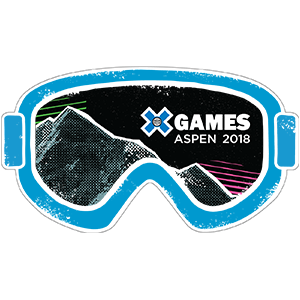 X Games Aspen 2018 messages sticker-0