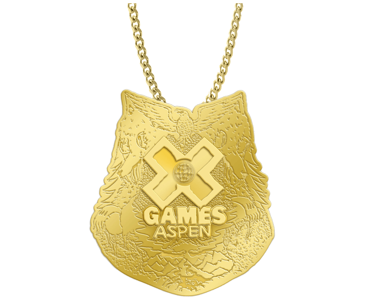 X Games Aspen 2019 messages sticker-3