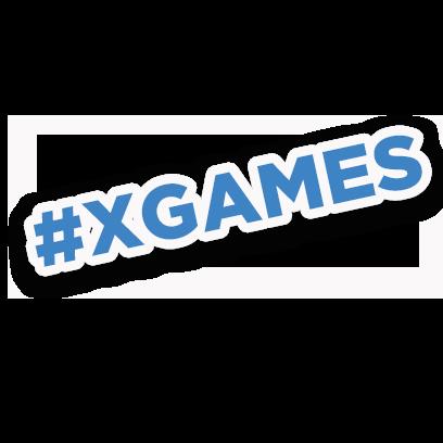 X Games Aspen messages sticker-3