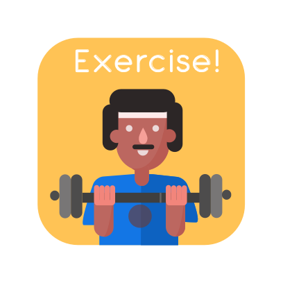 Practo - Your home for health messages sticker-5