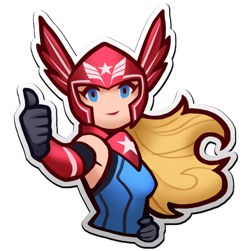 MARVEL Future Fight messages sticker-1