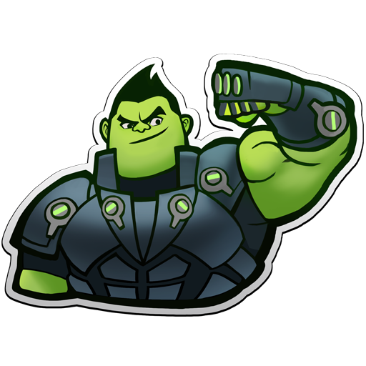 MARVEL Future Fight messages sticker-3
