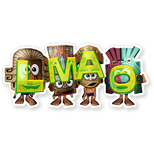 Languinis: Word Game messages sticker-8