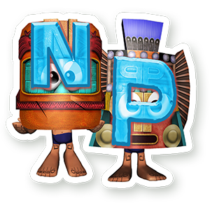 Languinis: Word Game messages sticker-2