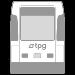 TPGwidget - raccourcis pour arrêts TPG messages sticker-3