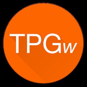 TPGwidget - raccourcis pour arrêts TPG messages sticker-0