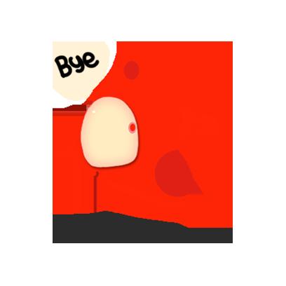 Timefish messages sticker-1