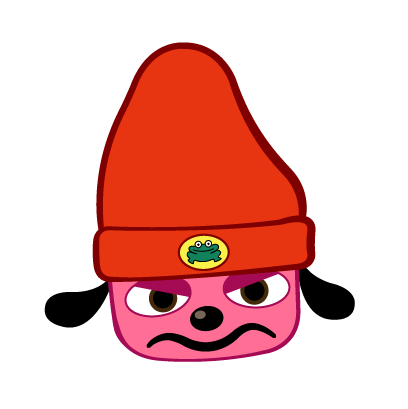 PaRappa the Rapper™ Stickers messages sticker-2
