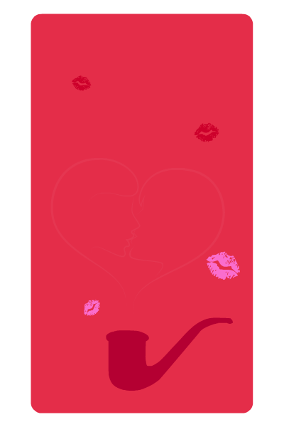 Hugs & Kisses - Your Valentine's Day wallpaper messages sticker-4