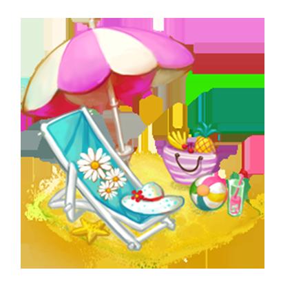 Eden Isle: Resort Paradise messages sticker-0