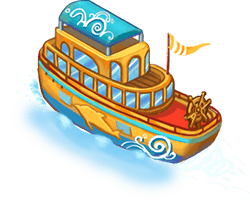 Eden Isle: Resort Paradise messages sticker-11
