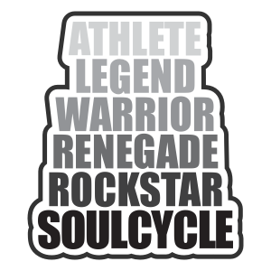 SoulCycle: Indoor Cycling Cardio Workout Classes messages sticker-11