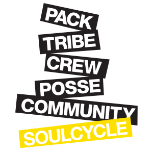 SoulCycle: Indoor Cycling Cardio Workout Classes messages sticker-7