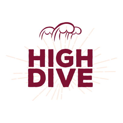 High Dive messages sticker-0