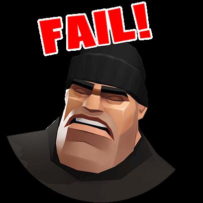 RAID HQ messages sticker-7