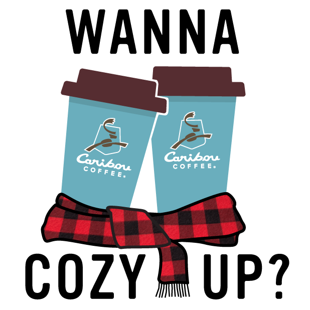 Caribou Coffee messages sticker-4
