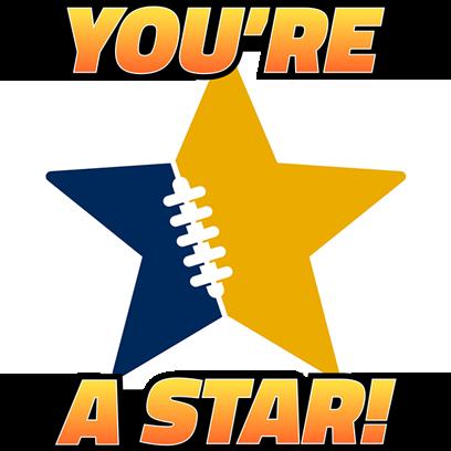 Flick Quarterback 20 messages sticker-7