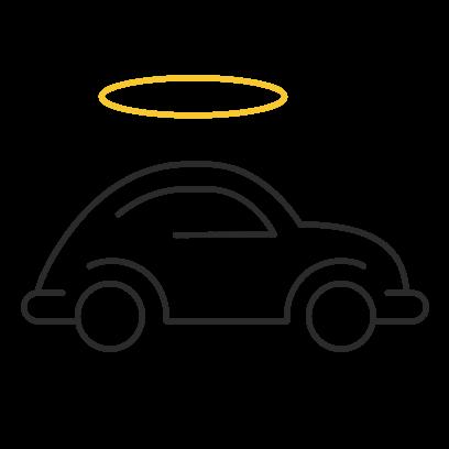 CARFRIEND | Pure drive messages sticker-10