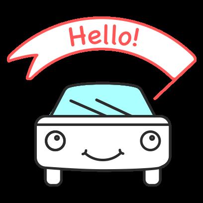 CARFRIEND - Drive, dating, VIN messages sticker-3