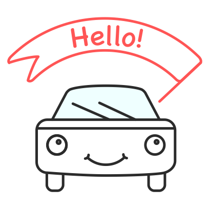 Carfriend -> Drive and dating messages sticker-3