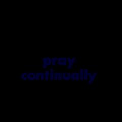 Ceaseless Prayer messages sticker-4