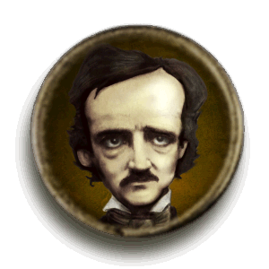 iPoe Vol. 3  – Edgar Allan Poe messages sticker-4