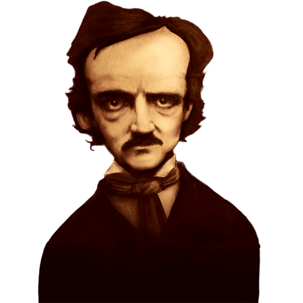 iPoe Vol. 3  – Edgar Allan Poe messages sticker-0