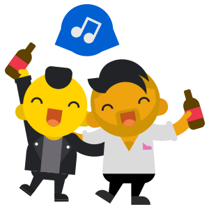 SongPop 2 - Guess The Song messages sticker-6