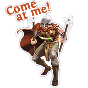 March of Empires messages sticker-1