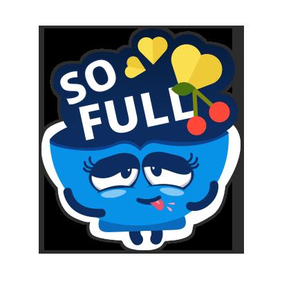 ShareTheMeal messages sticker-5