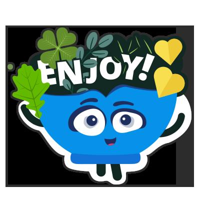 ShareTheMeal messages sticker-2