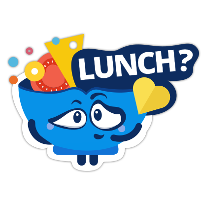 ShareTheMeal messages sticker-3